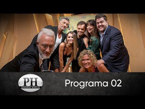 Programa 02 (16-03-2019) - PH Podemos Hablar 2019