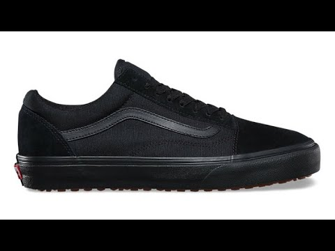 "8d111cd642a Shoe Review  Vans ""Made for the Makers"" Old Skool UC (Black Black ..."
