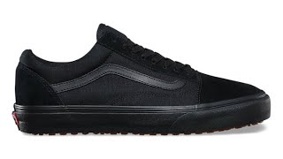 """Shoe Review: Vans """"Made for the Makers"""" Old Skool UC (Black/Black)"""