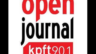 Public radio interview on KPFT Houston