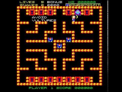 Arcade Game: Dazzler (1982 Century Electronics)
