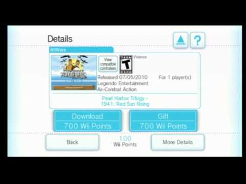 How to Download Classic Nintendo games for the Wii! Legally!!!