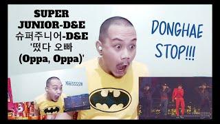 FIRST TIME REACTING TO SUPER JUNIOR-D&E 슈퍼주니어-D&E 떴다…