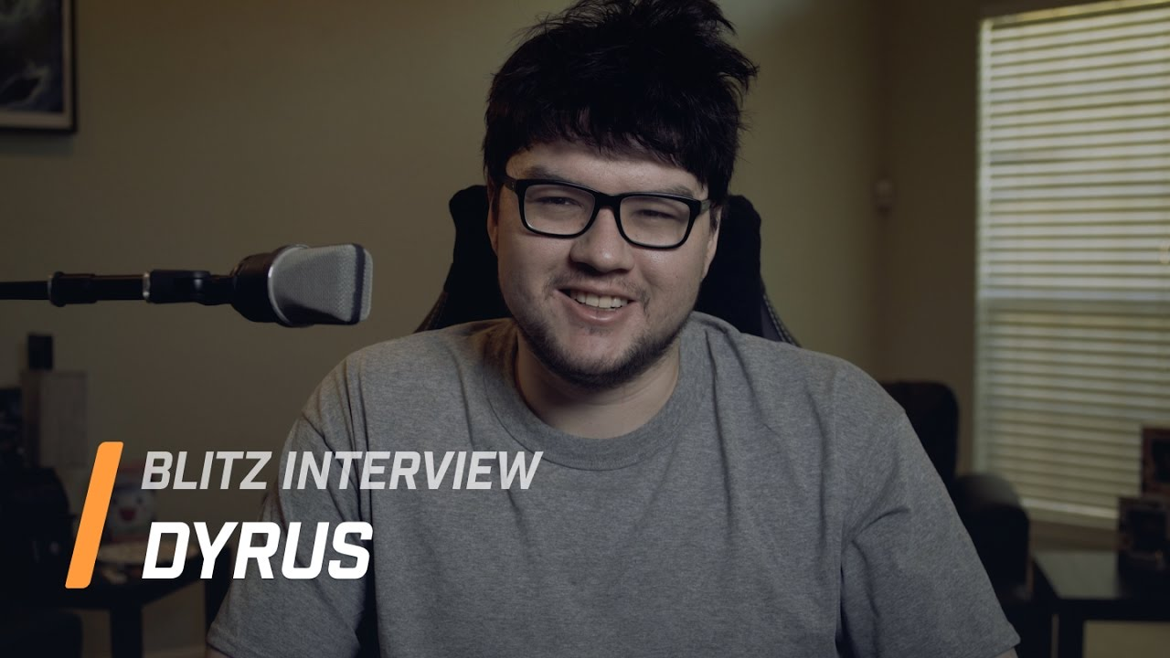 Dyrus on his life as a streame...