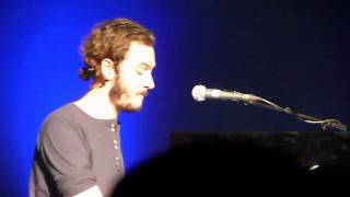 Tom Smith (Editors) Two hearted spider @ Pias Nites 17-02-2012