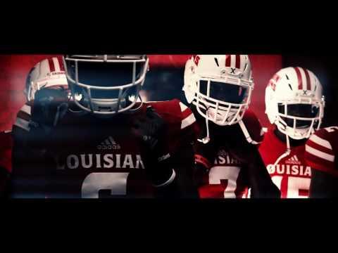 2016 Louisiana Ragin Cajuns football intro
