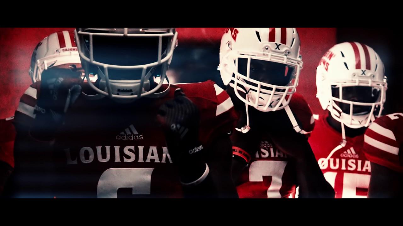 buy online 6128e 96742 2016 Louisiana Ragin Cajuns football intro