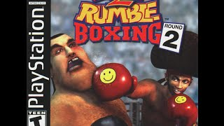 Awesome PS1 Games: Ready To Rumble Boxing: Round 2 Review