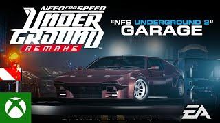 Need For Speed™ Underground Remake - Gameplay