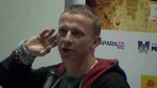 Иван Охлобыстин. Песс-конференция.
