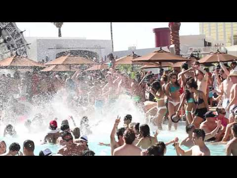 Memorial Day Weekend at Daylight Beach Club and Eclipse Vegas!