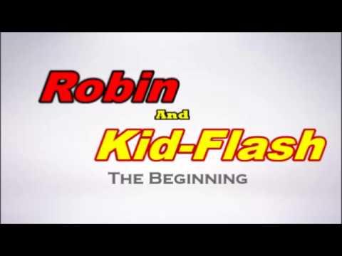 RobinKidFlash: KidFlash