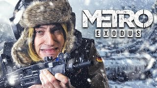 Sekten, Mutanten und Geballer! | Metro Exodus