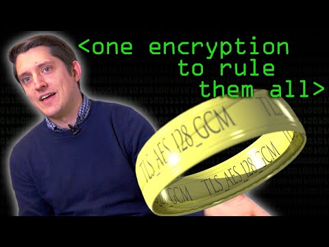 One Encryption Standard To Rule Them All! - Computerphile