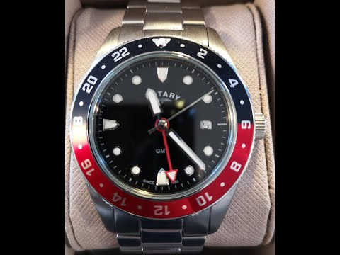 Review Of The Rotary GMT Pepsi Bezel GB00680/04