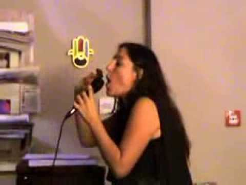 Zeina Hashem Beck Performing Things My Daughters Said Youtube