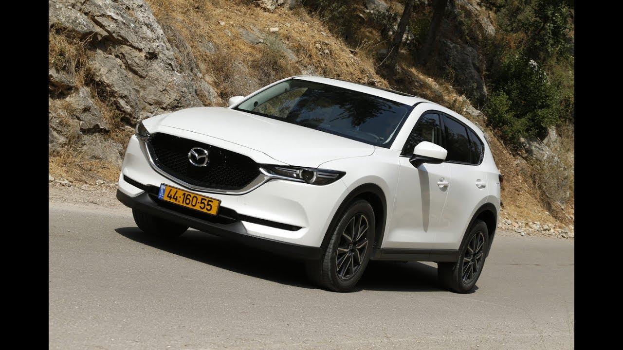 מגה וברק כלכליסט TV - מבחן רכב: מאזדה CX5 - YouTube QY-35