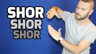 Iliușa despre Shor Shor Shor