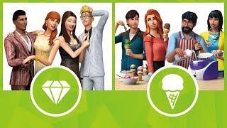 The Sims 4: Wytworne przyjęcie i Kuchnia na wypasie na Xbox One oraz PS4