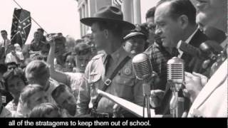 50th Anniversary of Central High School with Little Rock Nine