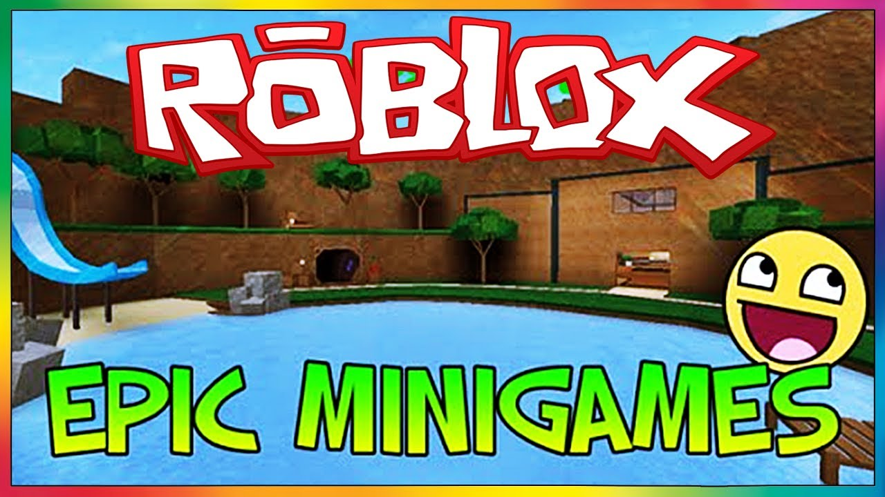 Epic Roblox Videos Roblox Epic Minigames Escape The Giant Water Platform Roblox Youtube