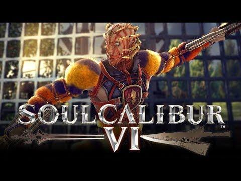 SOUL CALIBUR 6: New Story Mode Details REVEALED! Geralt INSIDE Story Mode, Main Protagonist & MORE!