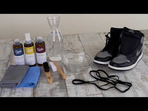 Clean your Air Jordan 1 with Clyde