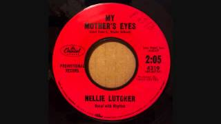 NELLIE LUTCHER  MY MOTHER