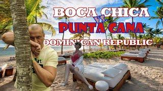 Что лучше Boca Chica или Punta Cana? Обзор отеля Be Live Experience Hamaca, Доминикана