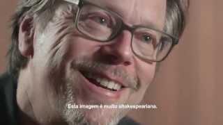 Tim Robbins e Fernando Meirelles falam sobre o filme ELENA