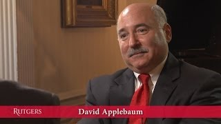 David Applebaum interview (Center on the American Governor) 6.2.2014