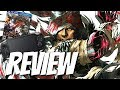 Soul Sacrifice Playstation Vita REVIEW (PS VITA) HD Gameplay