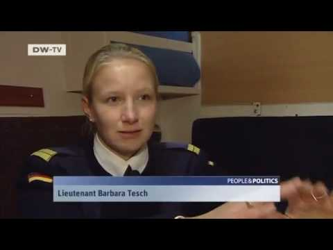 A Female Officer in the German Navy | People & Politics