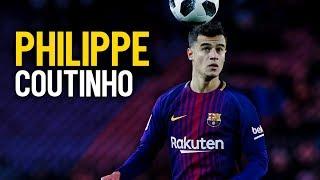 Philippe Coutinho 17/18 | Skills & Goals |