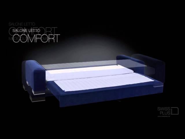 Swiss plus doppio sofa lit design avec 10 de rabais for Bettsofa design