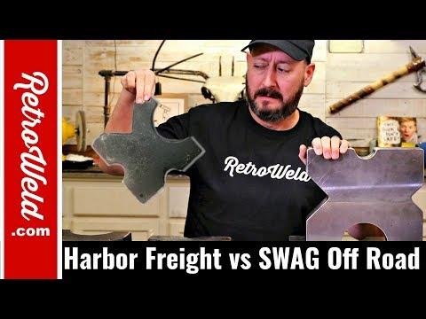 🔴 Harbor Freight vs SWAG Off Road / Arbor Press Plates