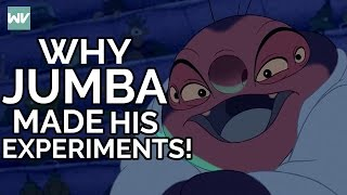 Why Jumba Made His Experiments! | Lilo and Stitch Theory: Discovering Disney