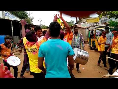 Theenmar drums dj dance