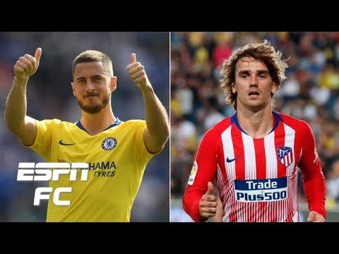 Could Chelsea's Eden Hazard and Atletico Madrid's Antoine Griezmann regret moving on? | Extra Time