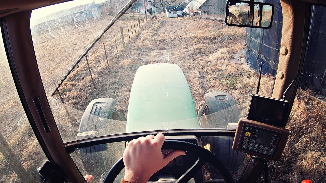 feeding-out-bales