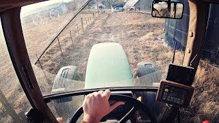 Feeding Out Bales