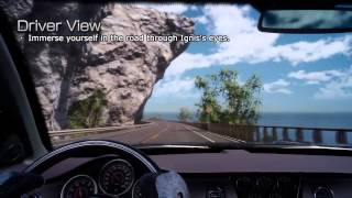 FINAL FANTASY XV - Gameplay conduciendo