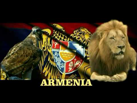 ARMENIA флаг и герб