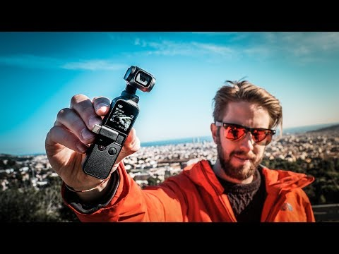 DJI OSMO POCKET REVIEW - THE GAME HAS CHANGED
