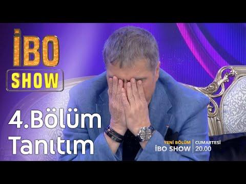 İbo Show 4. Bölüm Tanıtım #İboShow