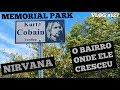 VLOG #127 - KURT COBAIN Park - Memorial ao NIRVANA - Aberdeen, WA