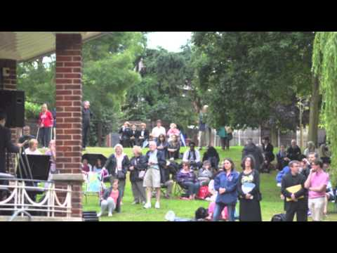 HMS Summer Concert, Raphael Park pt2