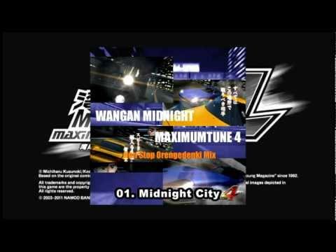 Wangan Midnight Maximum Tune 4 Non Stop by Orengedenki Mix