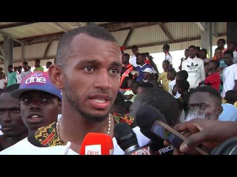 Thomas setodji, McDan West Africa Tennis championship winner
