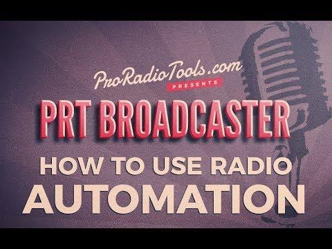 How to do Radio Automation ( Icecast SHOUTcast broadcaster )